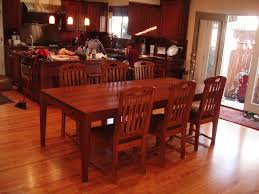 furniture long narrow dining table round wooden dining tables