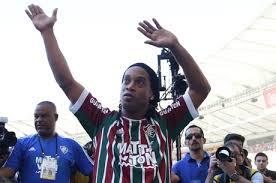 Com Ronaldinho Gaúcho, Fluminense empata com Shakhtar no ...