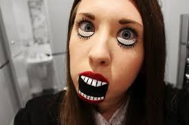 7 freakiest halloween makeup ideas halloween alliance