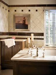 bathroom design ideasbathroom inspiring using brown tile