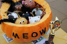 the journalpumpkin decorating contest at ranney fall festival
