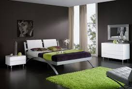 Grey Interior The Right Color Choice For The Enjoyable Interior Design Bedroom