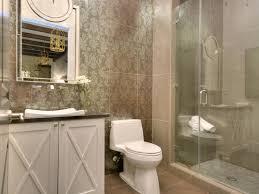 contemporary bathroom in shades taupe color eva furniture