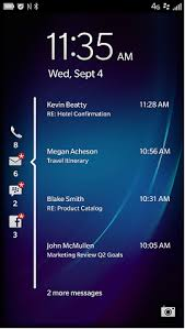 How to Get BlackBerry      on BlackBerry Z   and BlackBerry Q       Inside BlackBerry BlackBerry      OS Begins Roll Out     New Reasons to Love your BlackBerry    Smartphone  Big and Small