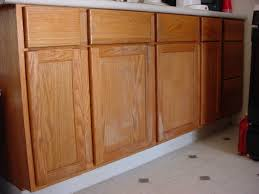 Kitchen Cabinets Stain Staining Kitchen Cabinets Before And After U2014 Decor Trends The