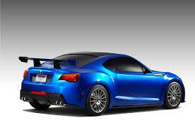 Is The Subaru Brz Awd 2013 Subaru Brz Sti Concept Is Finally Here Rapidcars Com