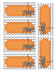 Printable Halloween Bags Halloween S U0027mores Teacher Gift U0026 Free Printable Yellow Bliss Road