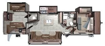 Fifth Wheel Bunkhouse Floor Plans 2016 Open Range 3x Fifth Wheels By Highland Ridge Rv Venom Luxury