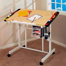 Art And Craft Studio Studio Designs Deluxe Rolling Drafting Table Station Hayneedle
