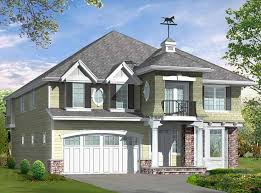 Two Story Craftsman House Plans 667 Best Narrow Floor Plans Images On Pinterest House Floor