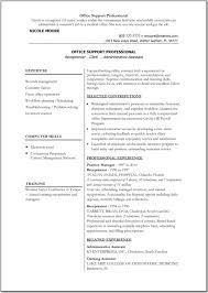Functional Resume Example   Sample High School Student Resume Template Example