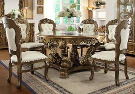 Colonial Dining Room Chairs Sofa Traditional Round Dining Tables With Leaves Table Set