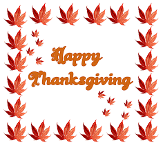 greeting for thanksgiving happy thanksgiving clipart