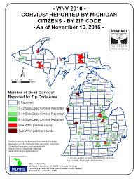 Map Of University Of Michigan by Emerging Disease Issues Testing Tables U0026 Maps