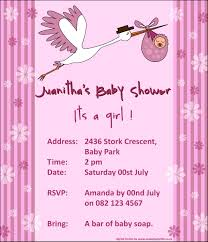 photo baby shower invitations diy on image