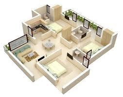 3 Bedroom Apartment Floor Plan Best 25 Bedroom Apartment Ideas On Pinterest Apartment Bedroom