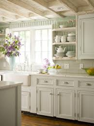 Kitchen Wallpaper Backsplash Cottage Kitchen Wallpaper Metal Pedestal Armless Floral Print