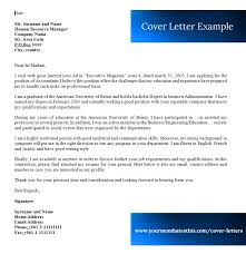 How to Start and End a Cover Letter   English Editing Blog Sample Templates