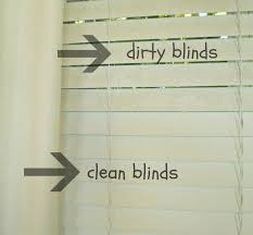 keep home simple how to clean dirty blinds