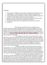Abstract research paper format