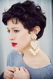womens haircuts for curly hair pixie haircuts curly hair pixie hairstyles for thick hair women