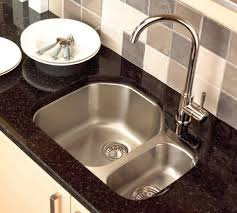 kitchen sinks kitchen sink no faucet holes shower faucet hole too