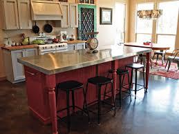 Creative Kitchen Island Ideas Diy Kitchen Island With Seating