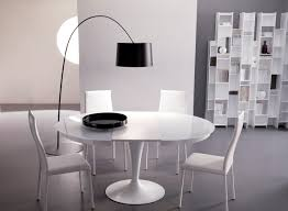 dining room expandable dining table for small spaces dining room