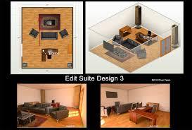 Recording Studio Floor Plans Edit Suite Floor Plans Digitalfilms