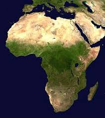 Geography of Africa