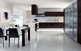 Remodel Small Kitchen Modern Kitchen Design Glasstile Backsplash Galley Kitchen