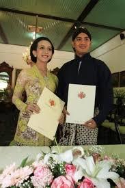 Pernikahan Putri Sri Sultan Hamengkubuwono X