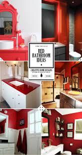 red and gray bathroom tags bathroom grey grey and red bathroom