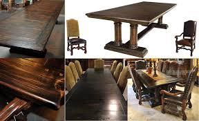 Dining Room Table Xlong Extra Long Tuscany Style Dining Tables - Tuscan dining room