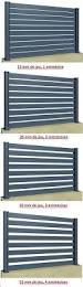 claustra bureau amovible 100 claustra exterieur aluminium garde corps aluminium 68