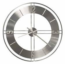 howard miller stapleton 625 520 large wall clock the clock depot
