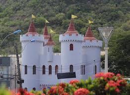 Você sabe como surgiu o nome Castelo? - É Logo Ali