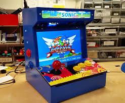 diy arcade cabinet kits more the build page