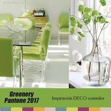 Pantone 2017 by Color Pantone 2017 Greenery El Diseño De Su Casa De Sus Sueños