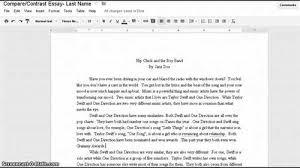 How to start a contrast compare essay    drugerreport    web fc  com FC