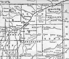Southern Colorado Map by Colorado Maps Us Digital Map Library Eastern Colorado 1905 Page