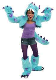 Halloween Costume Monsters Inc Monsters Inc Costumes Ratrecommendation Ml