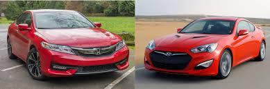 nissan 370z vs subaru brz head to head 2016 honda accord coupe vs 2016 hyundai genesis