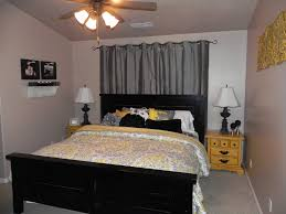 Grey And White Bedroom Decorating Ideas Yellow Gray And White Bedrooms Dzqxh Com