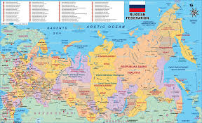 Map Of Russia And Europe by Streetmagicusa August 2008