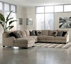Ashley Furniture Couches Living Room Sectional Katisha 4 Piece Sectional By Ashley