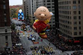 thanksgiving parade balloons rats where u0027s snoopy in the macy u0027s thanksgiving day parade wsj