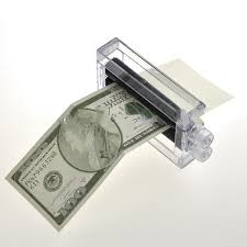 Trialsale Magic Tricks Money Printer Hotsale Magic Paper Make Real