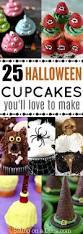 Halloween Cakes Easy by Best 20 Halloween Cupcakes Ideas On Pinterest Halloween