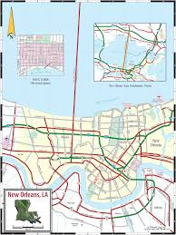Map New Orleans French Quarter by Large New Orleans Maps For Free Download And Print High
